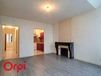 Appartement 3 pièces 47,98 m2