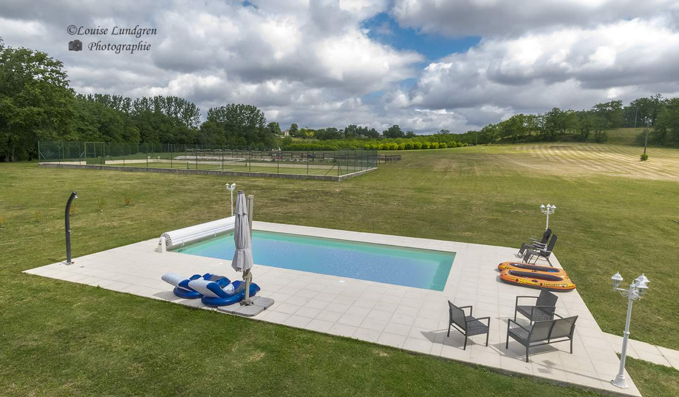 Property with pool Bergerac