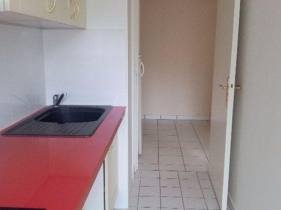Location appartement 3 pièces 57,31 m2