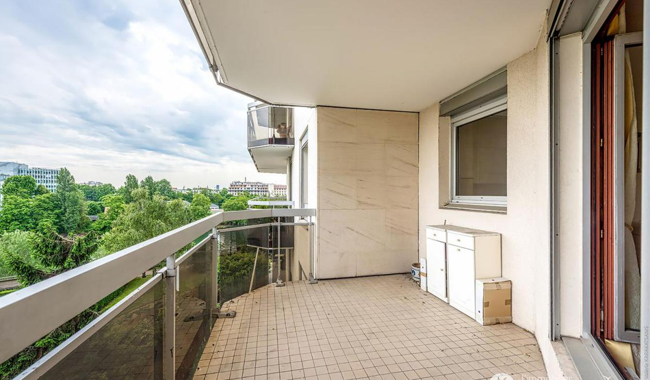 Appartement avec terrasse Courbevoie