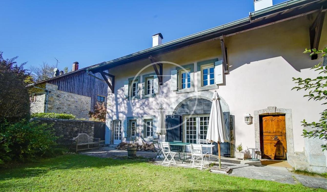 Maison avec terrasse Boëge