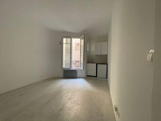 Vente studio 16,05 m2