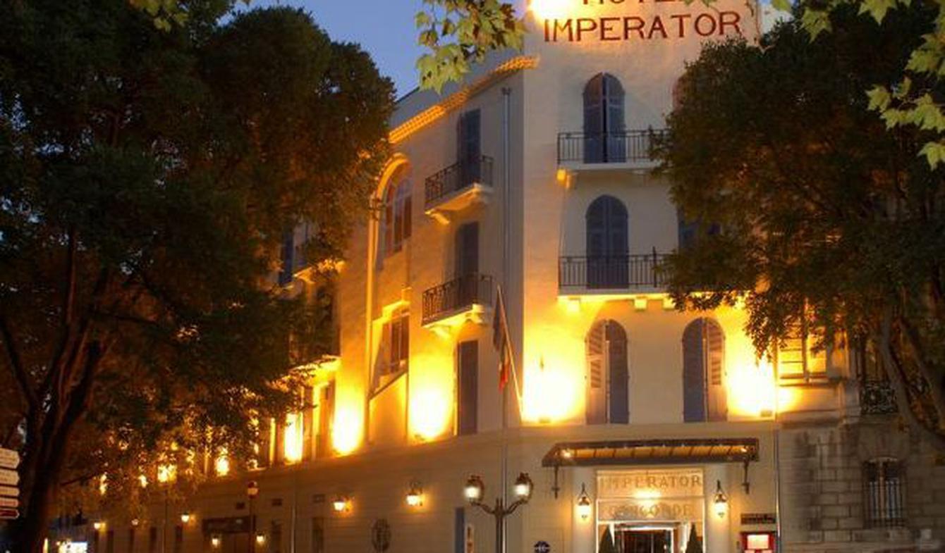 Hôtel Nimes