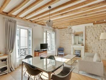 Appartement meublé 3 pièces 67,9 m2