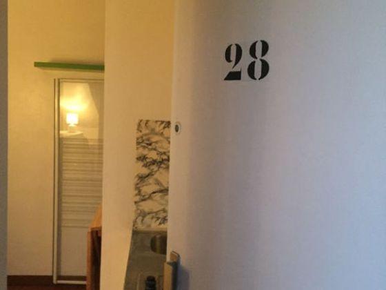 Vente studio 7,73 m2