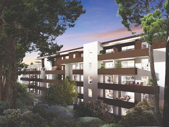 Vente appartement 4 pièces 90,7 m2