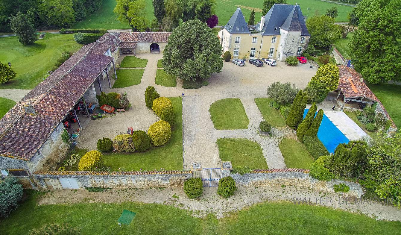 Maison avec piscine La Rochelle