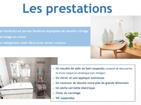 Vente appartement 3 pièces 62,61 m2