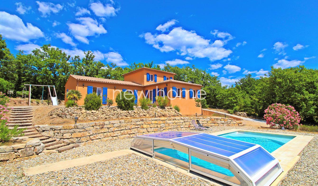 Maison avec piscine Tourtour
