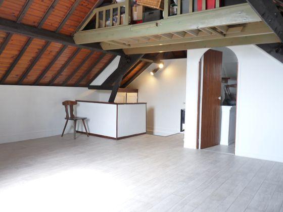 Vente studio 24,67 m2