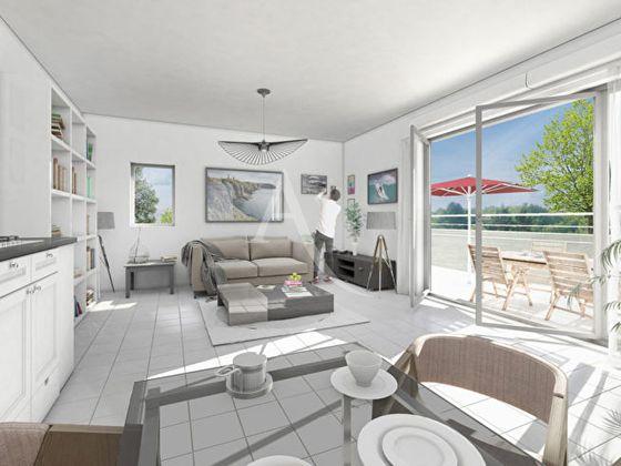 Vente appartement 3 pièces 61,46 m2