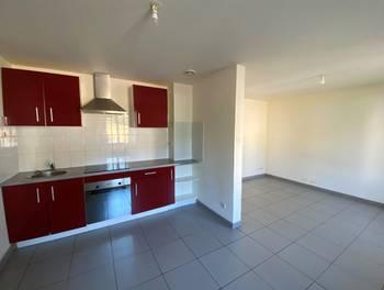Appartement 2 pièces 35,52 m2