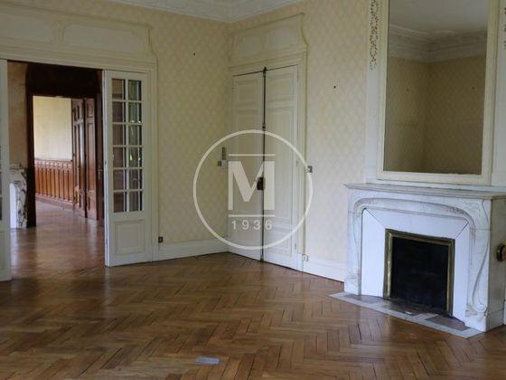 Vente manoir 13 pièces 420 m2