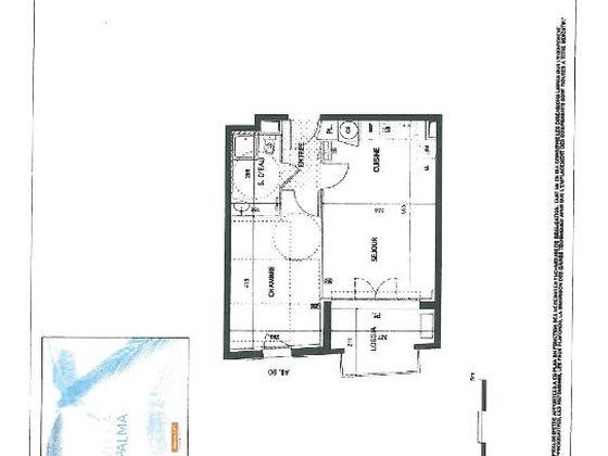 Vente appartement 4 pièces 92,65 m2