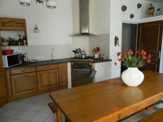 Vente maison 6 pièces 182 m2