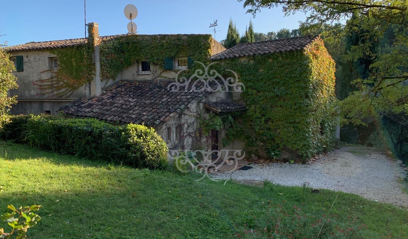 Villa avec piscine et terrasse Le Tholonet
