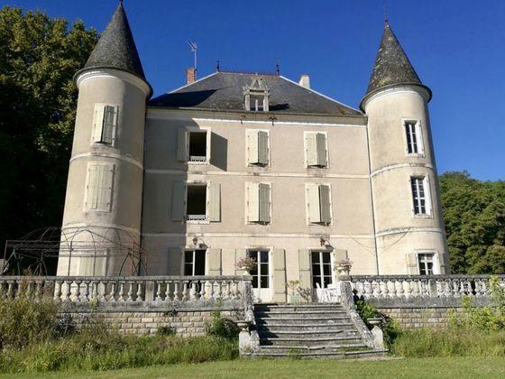 Vente château 13 pièces 600 m2