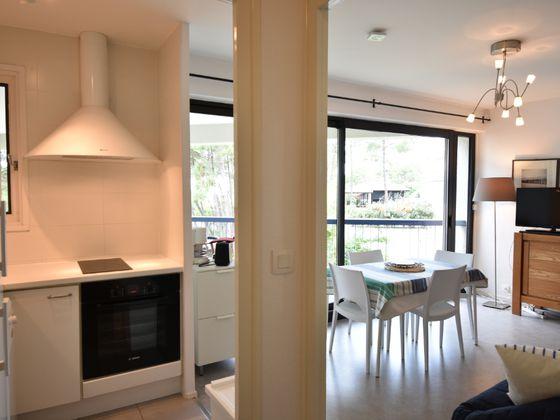 Location studio meublé 34,95 m2