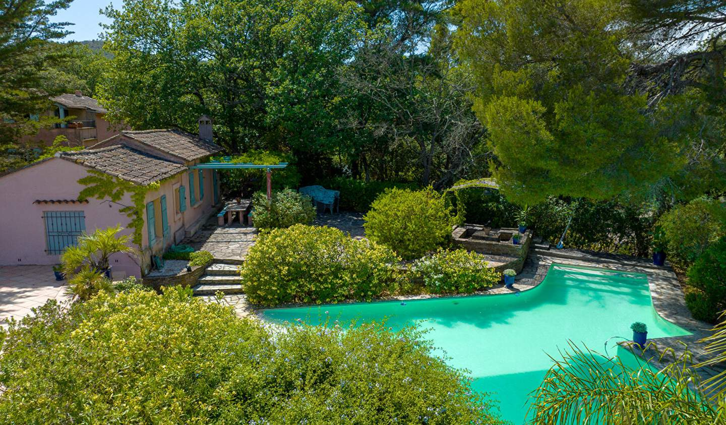 House with pool Bormes-les-Mimosas