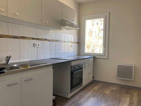 Location appartement 4 pièces 65,87 m2
