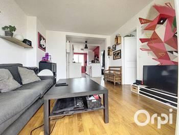 Appartement 3 pièces 52,34 m2