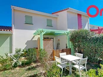 Maison 3 pièces 47,53 m2