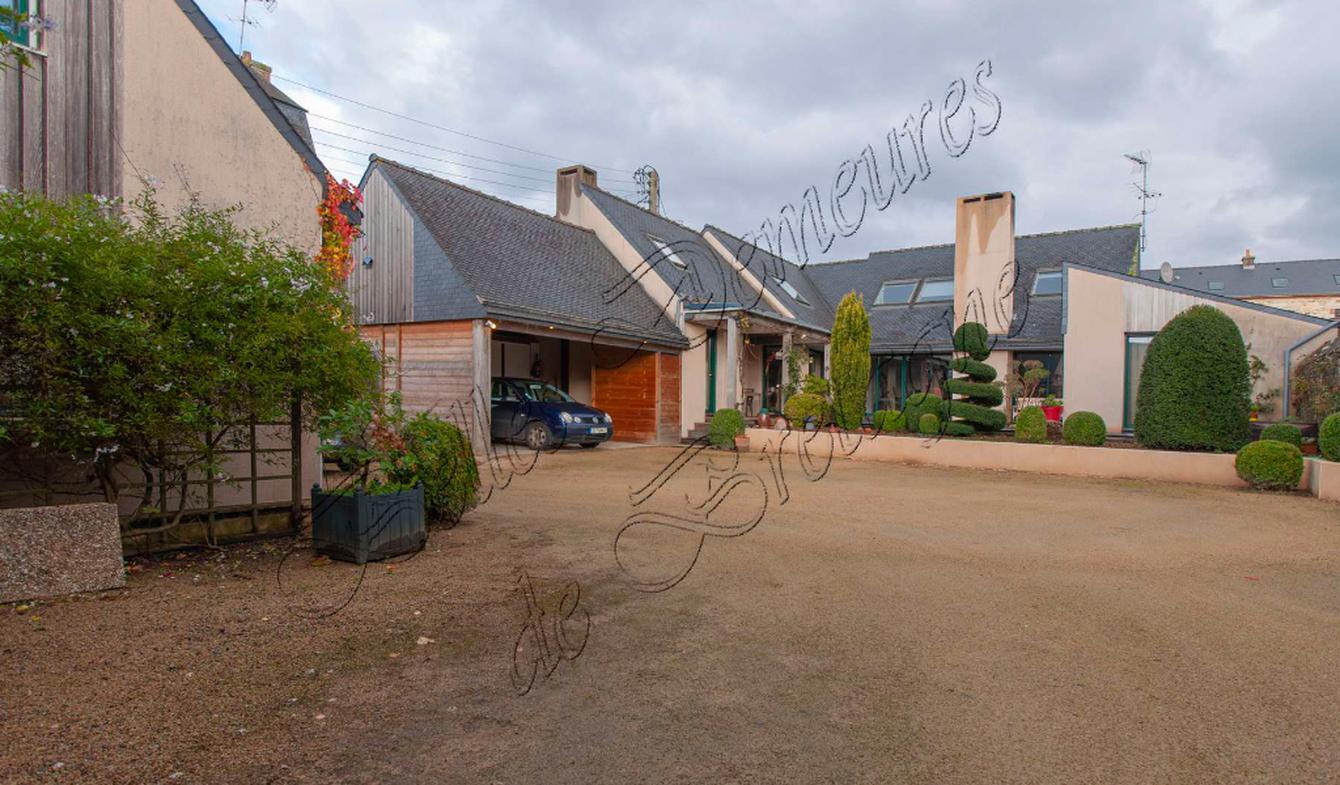 Maison avec terrasse Lannion