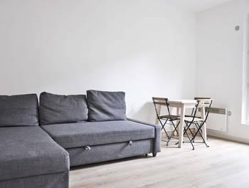 Appartement meublé 2 pièces 29,1 m2