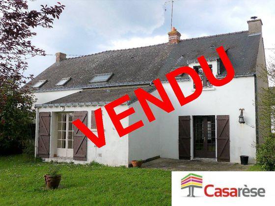 vente Maison 6 pièces 160 m2 Nivillac