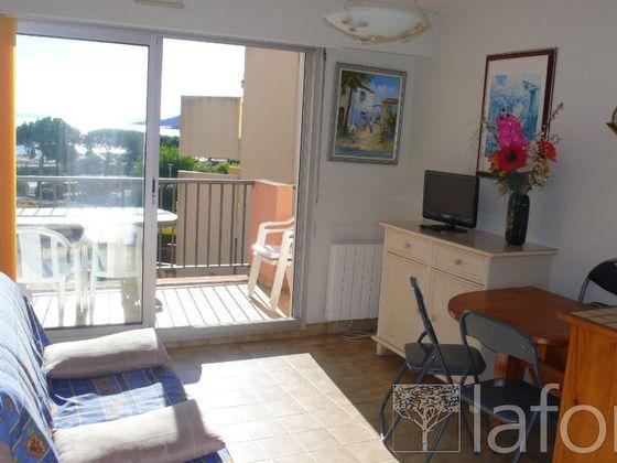 Vente appartement 2 pièces 26,19 m2