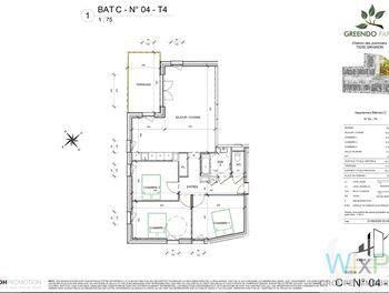 appartement à Grignon (73)