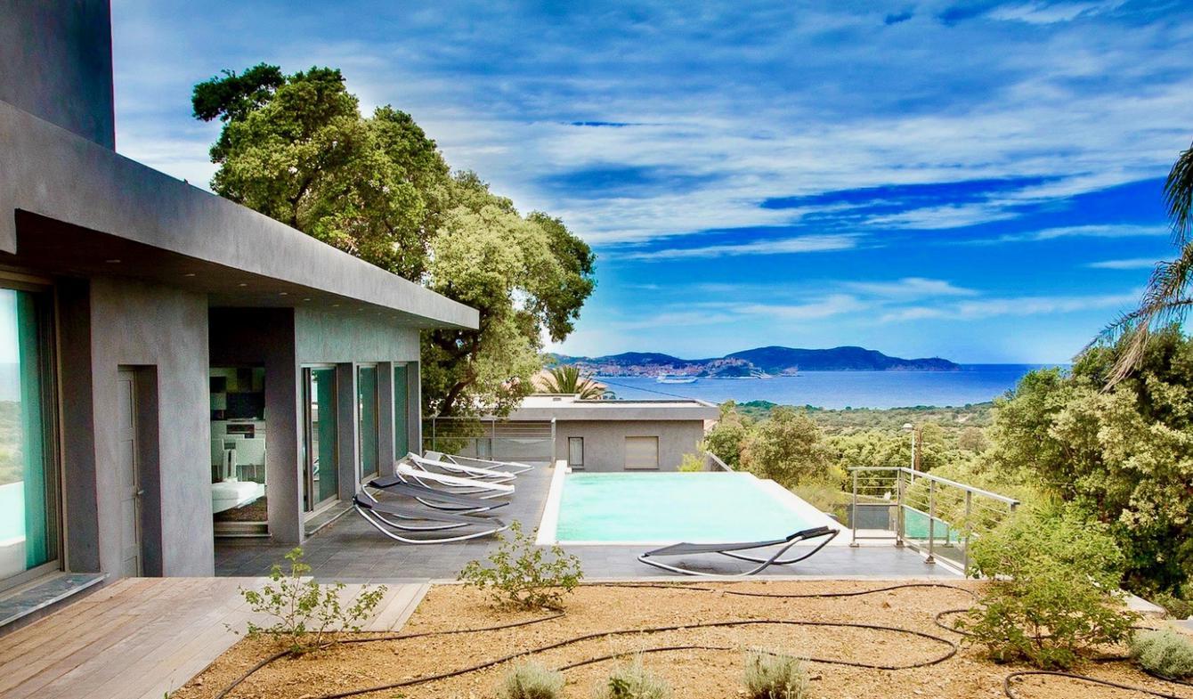 Villa avec piscine Lumio