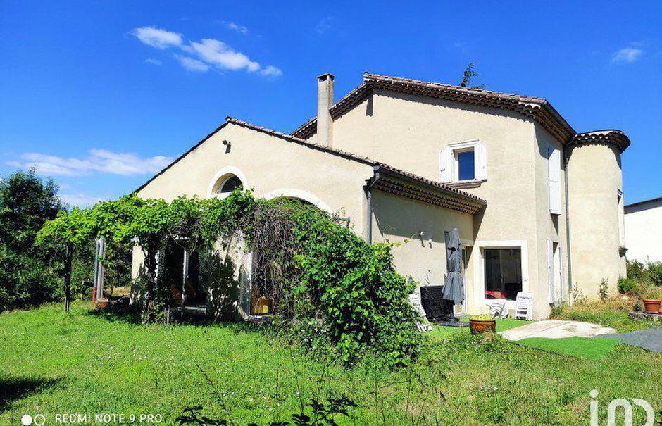 Vente maison 7 pièces 300 m² à Upie (26120), 537 000 €