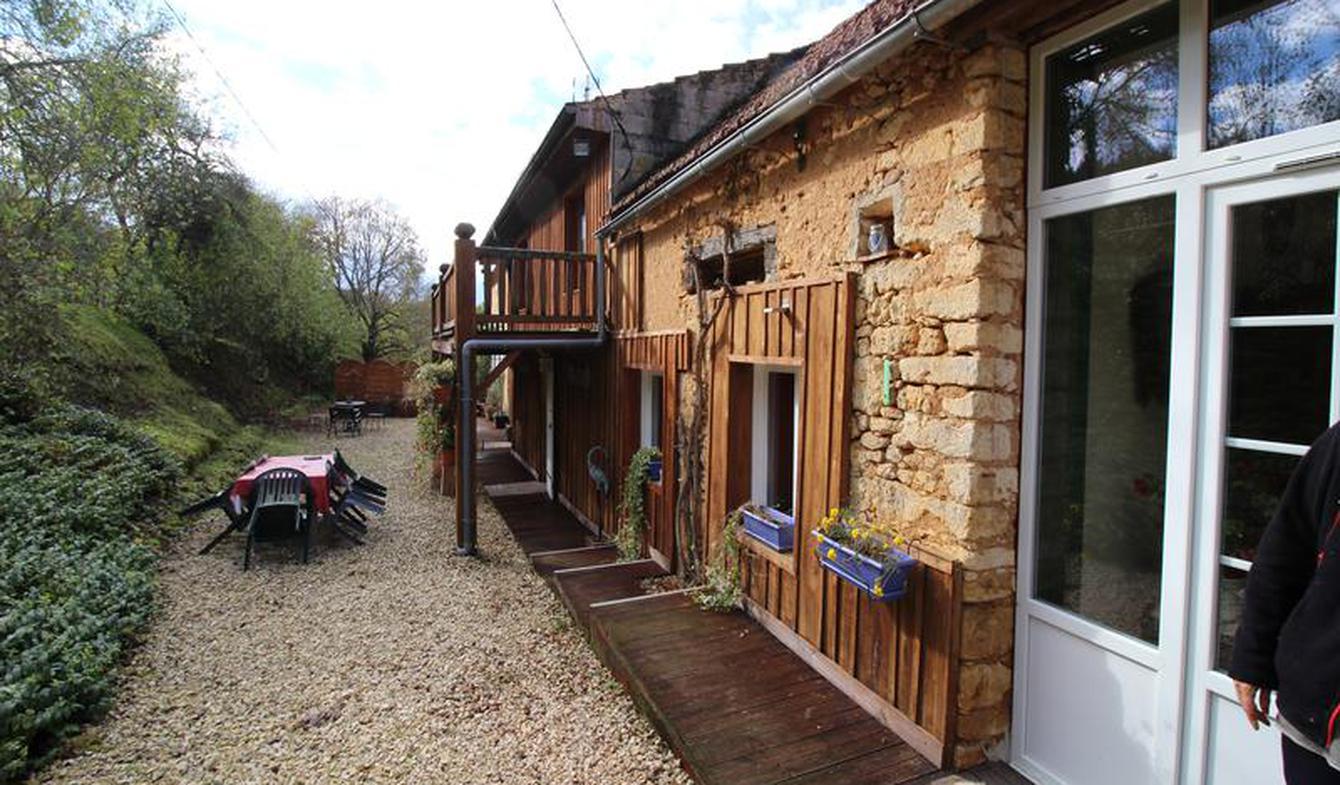 Maison Sainte-Foy-de-Longas