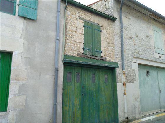 Vente maison 1 pièce 30 m2
