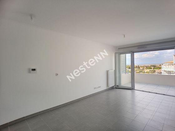Location appartement 2 pièces 37,7 m2