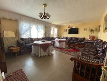 Appartement 4 pièces 106,35 m2