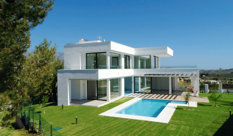 Villa avec piscine et jardin Las Lagunas