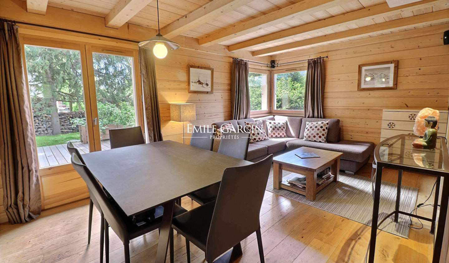 Chalet with terrace Megeve