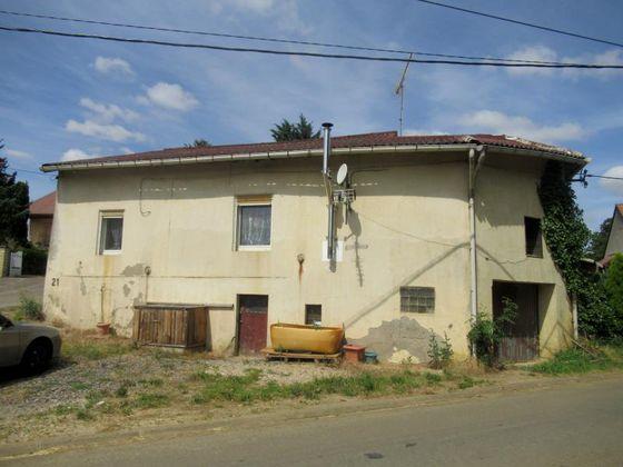 Vente maison 5 pièces 84,66 m2