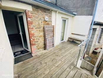 Appartement 4 pièces 42 m2