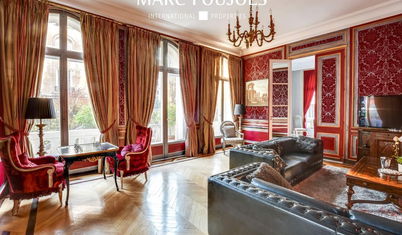 Private mansion Paris 16th