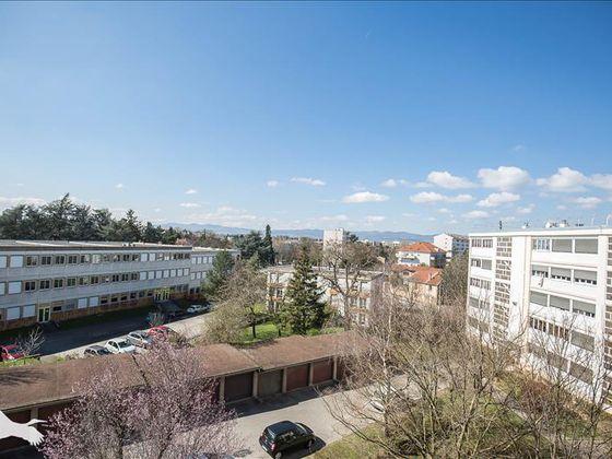 vente Appartement 4 pièces 82 m2 Lyon 5ème