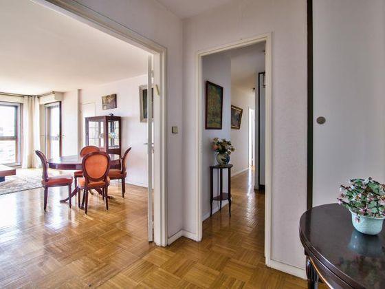 Vente appartement 3 pièces 81,7 m2