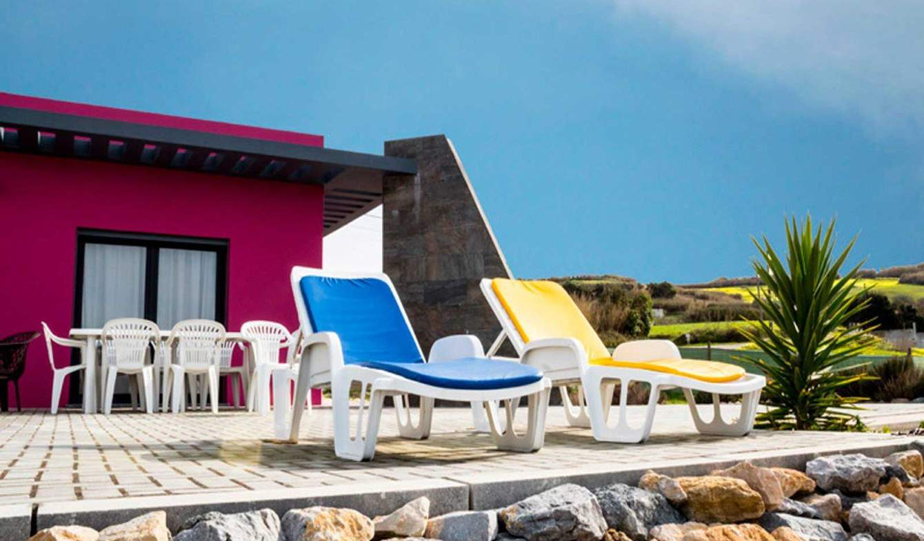 Villa avec piscine et terrasse Lourinhã