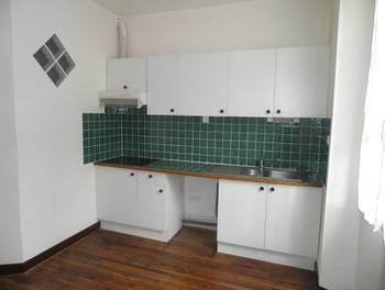 Appartement 2 pièces 42,83 m2
