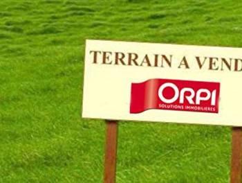 Terrain 1258 m2