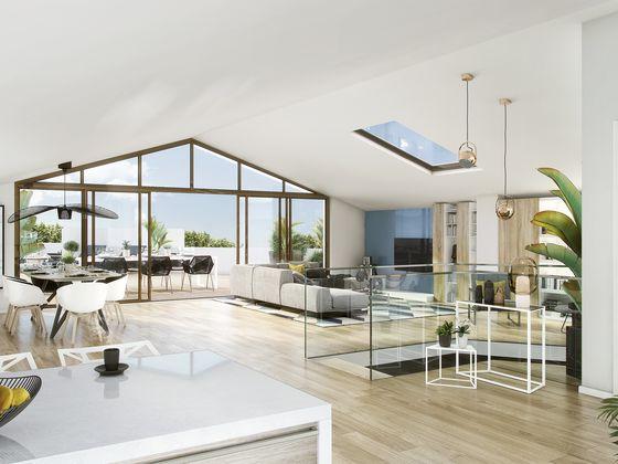 vente Appartement 4 pièces 151,5 m2 Toulouse