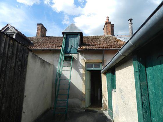 Vente maison 4 pièces 28 m2