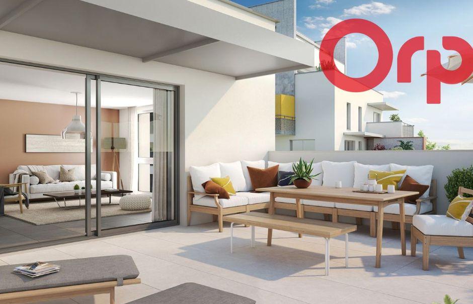 Vente appartement 3 pièces 60.19 m² à Saint-egreve (38120), 208 000 €